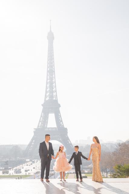 paris photographer family